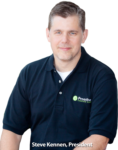 Steven Kennen, President of Proactive Computer Services