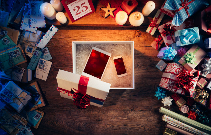 Christmas gifts that are also tools for working from home